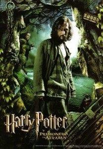Harry Potter e il prigioniero di Azkaban sirius black curiosty movie