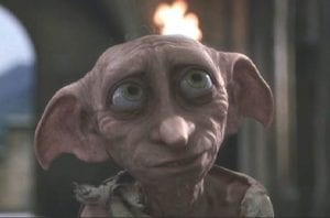 Harry Potter e la camera dei segreti dobby curiosity movie