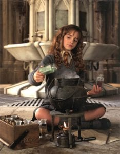 Harry Potter e la camera dei segreti emma watson curiosity movie