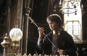 Harry Potter e la camera dei segreti curiosity movie