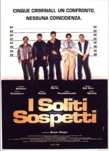 I soliti sospetti curiosity movie
