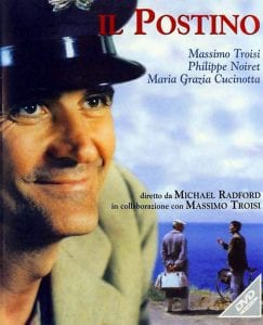 Il Postino titolo curiosity movie