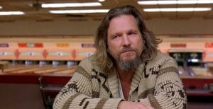 Il grande Lebowski drugo CURIOSITY MOVIE