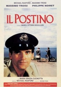 Il Postino curiosity movie