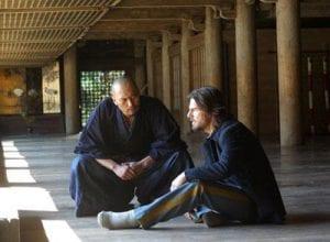 L'ultimo samurai Tempio di Shoshazan Engyo-ji curiosity movie