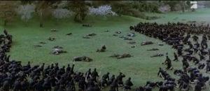 L'ultimo samurai battaglia final curiosity movie
