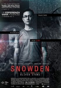Snowden curiosity movie