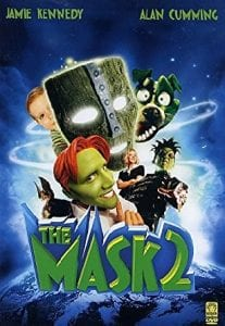 The Mask 2 curiosity movie
