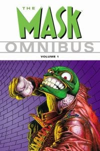 The Mask fumetti curiosity movie