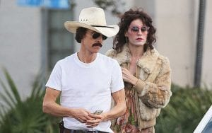 Dallas Buyers Club Matthew McConaughey Jared Leto curiosity movie