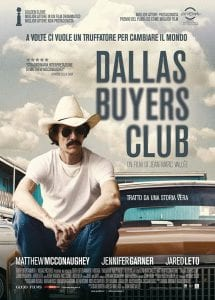 Dallas Buyers Club curiosity movie