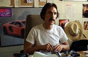 Dallas Buyers Club lamborghini curiosity movie