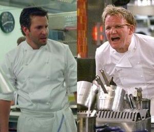 Burnt Gordon Ramsay Bradley Cooper curiosity movie