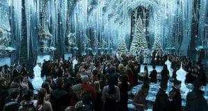 Harry Potter e il calice di fuoco ghiaccio curiosity movie