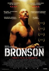 Legend Bronson curiosity movie