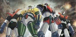 Lo chiamavano Jeeg Robot Gō Nagai curiosity movie