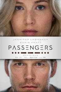 Passengers locandina curiosity movie