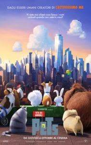 Pets curiosity movie