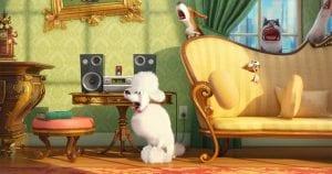 Pets leonardo curiosity movie