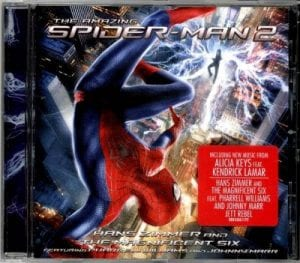 The Amazing Spider-Man 2 colonna sonora curiosity movie
