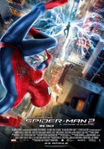 The Amazing Spider-Man 2 curiosity movie