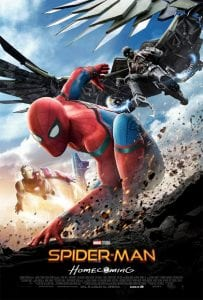 The Amazing Spider-Man homecoming curiosity movie