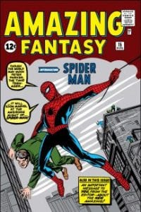 The Amazing Spider-man fumetto curiosity movie