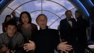 The Truman Show cristof curiosity movie