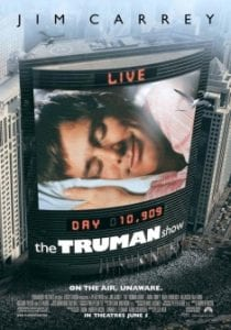The Truman Show curiosity movie