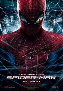 the amazing spiderman curiosity movie