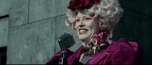 Hunger Games Effie curiosity movie