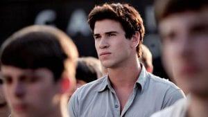 Hunger Games Liam Hemsworth curiosity movie