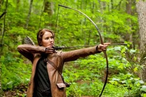 Hunger Games arco curiosity movie