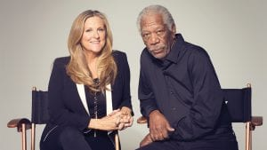 Invictus Morgan Freeman e Lori McCreary curiosity movie