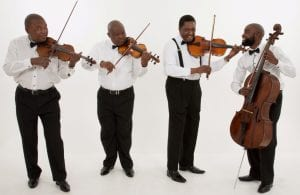 Invictus Soweto String Quartet curiosity movie