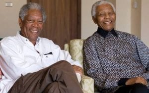 Invictus nelson mandela morgan freeman curiosity movie