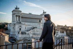 John Wick 2 roma curiosity movie