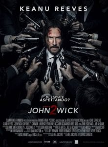 John Wick 2 curiosity movie