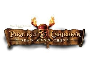 Pirati dei caraibi La maledizione del forziere fantasma Dead Man's Chest curiosity movie